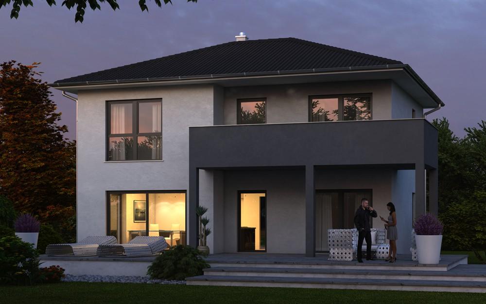 fertighaus next emondi schl sselfertiges g nstig. Black Bedroom Furniture Sets. Home Design Ideas
